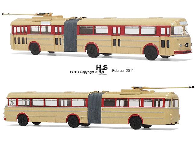 trolleybuses oberleitungsbusse hb