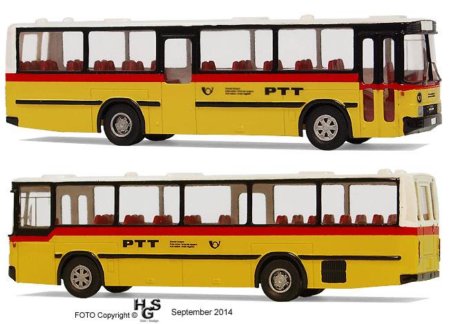 schweizer modellbusse