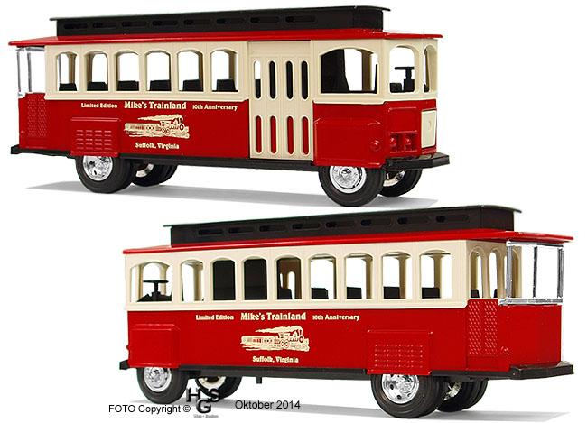 us modellbusse