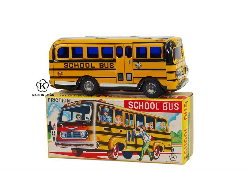 A00611 SCHOOL BUS